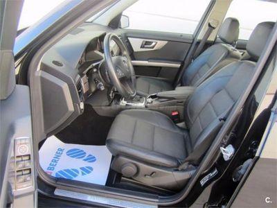 usado Mercedes GLK220 Clase GlkCdi 4m Be Edicion Limitada 5p. -12
