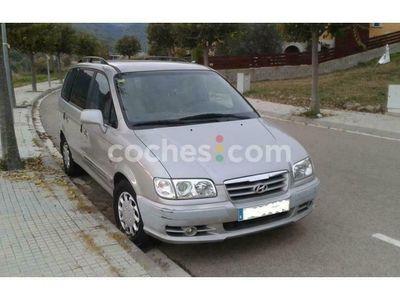 usado Hyundai Trajet 2.0crdi 112 cv en Barcelona