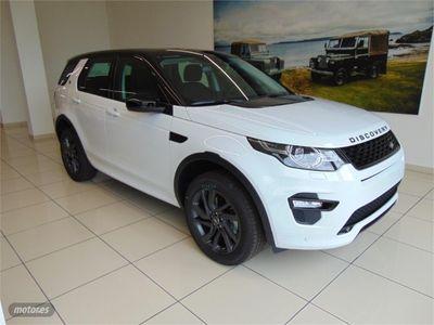 usado Land Rover Discovery 2.0D I4L.Flw 150 PS AWD Auto S