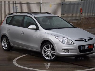 usado Hyundai i30 Cw 2.0 Gls Premium 5p. -08