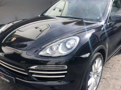 used Porsche Cayenne Diesel Platinum Edition Aut.