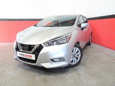 usado Nissan Micra 0.9 IG-T 100CV Acenta + packs 5p