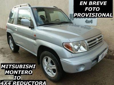 usado Mitsubishi Montero iO 1.8 GDI Plus