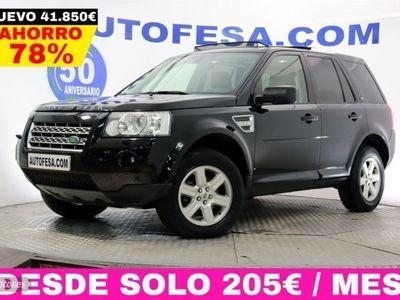 usado Land Rover Freelander 2.2 Td4 HSE CommandShift