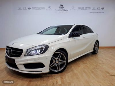 second-hand Mercedes A180 BE AMG Line