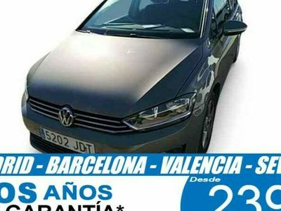 usado VW Golf Sportsvan 1.6TDI CR BMT Advance 81kW