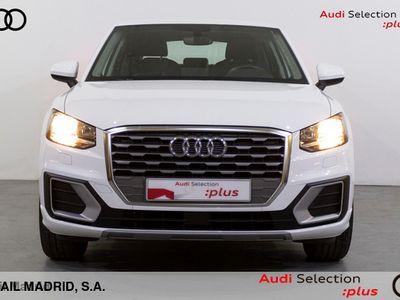 usado Audi Q2 sport 30 TFSI 85 kW (116 CV) Gasolina Blanco matriculado el 02/2019