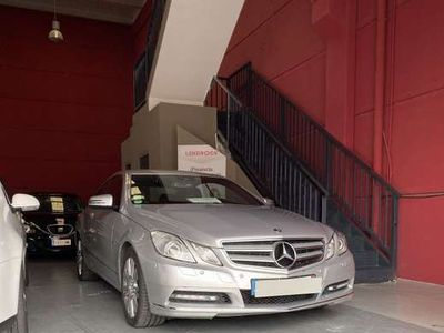 usado Mercedes E220 CDI Coupé BE 7G Plus