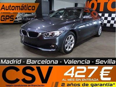 usado BMW 420 Serie 4 dA Coupé xDrive (4.75)