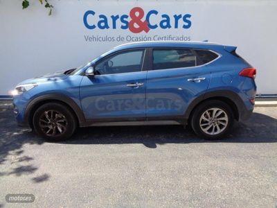 used Hyundai Tucson 1.7CRDI BD Tecno DT 4x2