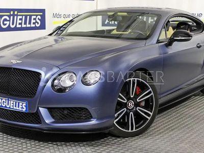 usado Bentley Continental GT V8 S 528cv AUT