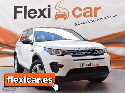 usado Land Rover Discovery 2.0L eD4 110kW (150CV) 4x2 Pure