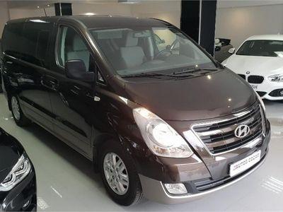 gebraucht Hyundai H-1 Travel 2.5CRDi Aut. 170 * 8 PLAZAS * NAVEGACION * DVD *