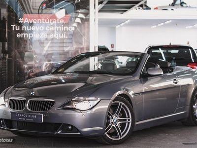 usado BMW 645 Cabriolet 645Ci