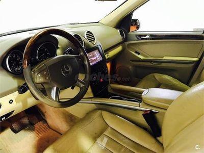 usado Mercedes ML500 Clase M5p. -05