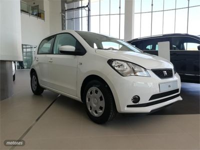 brugt Seat Mii 1.0 55kW 75CV Style Edition Plus