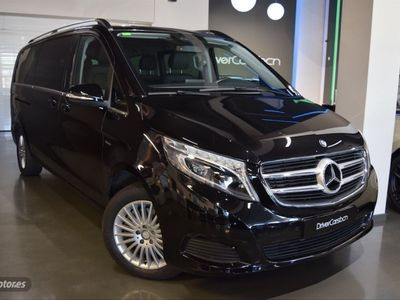 usado Mercedes V250 Clased Avantgarde Extralargo