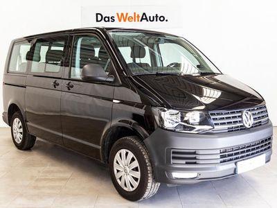begagnad VW Caravelle T6Trendline 2.0 TDI DSG 150CV