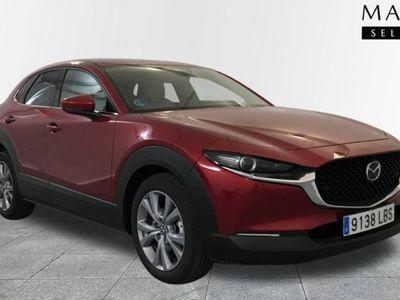 usado Mazda CX-30 Nuevo SKYACTIV-X 2.0 132 kW (180 CV) 2WD MT Zenith [Etiqueta ECO]