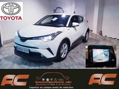 usado Toyota C-HR C-HR1.8 125H Active 5p. - Híbrido CAMARA TRASERA