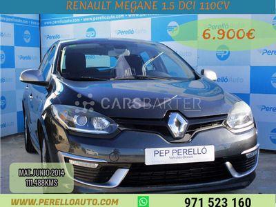 usado Renault Mégane 1.5DCI 110CV