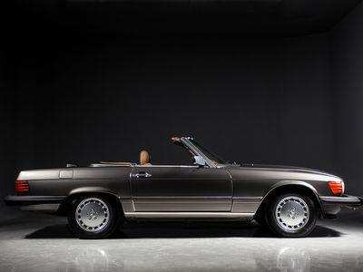 usado Mercedes 560 SLW107