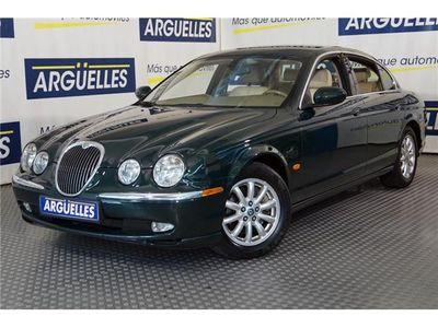 usado Jaguar S-Type 3.0 V6 Executive 1Dueño IMPECABLE