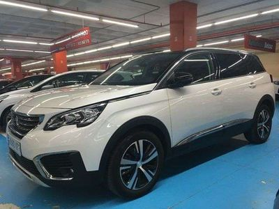 usado Peugeot 5008 GPS, 7PL, CAMARA, 2018