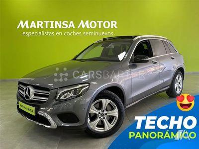 usado Mercedes GLC220 220d 4Matic Aut.