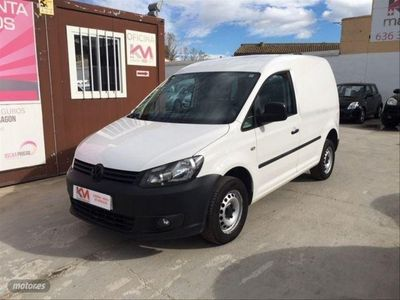 usado VW Caddy FURGON 2.0 TDI 4MOTION