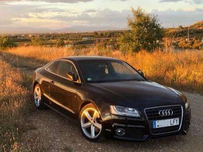 usado Audi A5 Coupé 2.0TDI S line limited