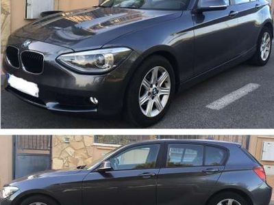 usado BMW 114 Serie 1 F20 5p. Diesel