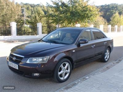 gebraucht Hyundai Sonata 2.0 CRDi VGT Style