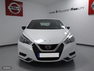 brugt Nissan Micra 1.5dCi 66 kW 90 CV SS Visia