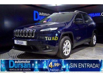 usado Jeep Cherokee 2.2d Business 4x4 Adi Aut. 136kw '15