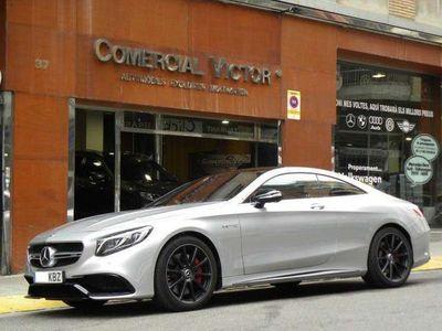 usado Mercedes S63 AMG S 63 AMGCoupé AMG 4Matic Aut.