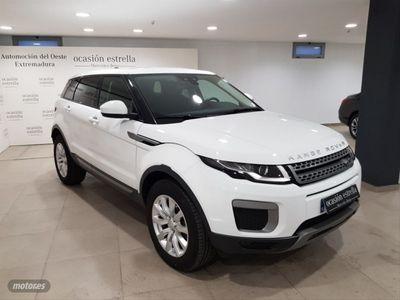 usado Land Rover Range Rover evoque 2.0L TD4 110kW 110kW 4x4 SE Auto.