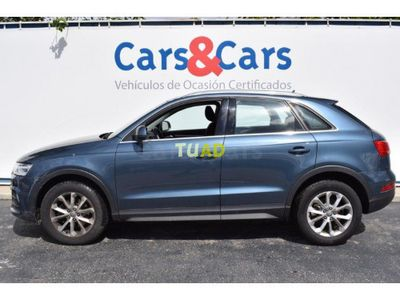 usado Audi Q3 2.0TDI DesignEdQuat Stronic
