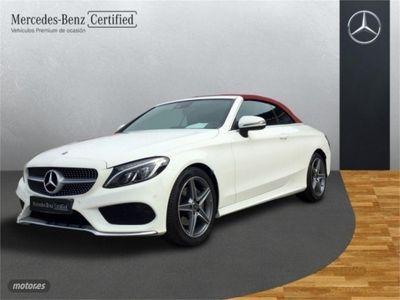 brugt Mercedes 220 Clase C C Cabriod