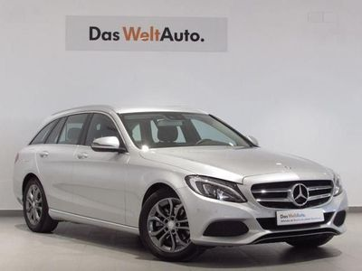 usado Mercedes 220 Clase C Estate