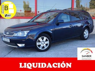 usado Ford Mondeo Wagon 2.0TDCi 130cv Ghia *LIQUIDACIÓN*