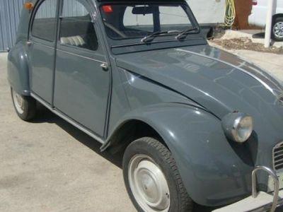 usado Citroën 2CV año 1965 59000 KM