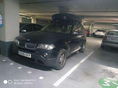usado BMW X3 2.0d Aut. 177 cv en Vizcaya