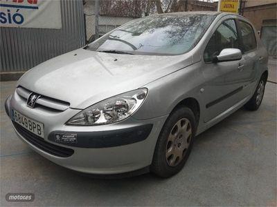 brugt Peugeot 307 1.6 XR