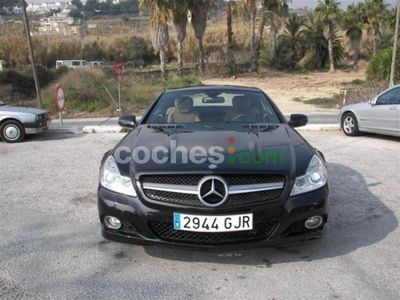 usado Mercedes SL350 **NUEVO MODELO**