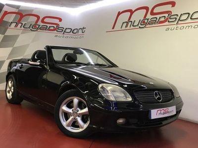 usado Mercedes SLK320 V6 AUTOMATICO CUERO/ASIENTO CALEF OFERTA 4.990€