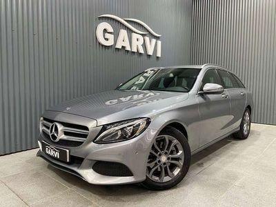 usado Mercedes C220 d Estate 7G Plus (4.75)
