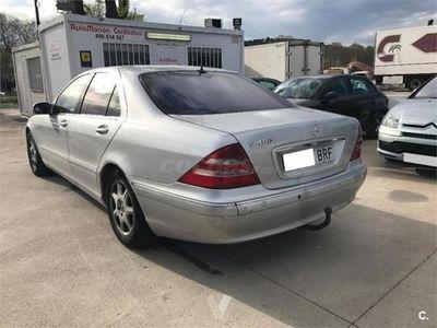 usado Mercedes S400 Clase SCdi 4p. -01