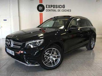 usado Mercedes GLC220 D 4Matic AMG / Techo /Navi / Cuero / Full Led