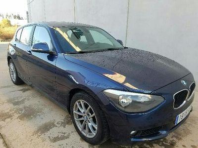 brugt BMW 118 Serie 1 F20 5p. Diesel Essential Edition